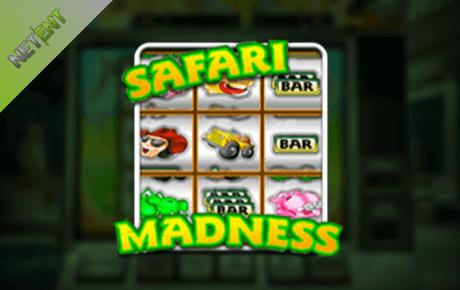 Safari Madness Netent