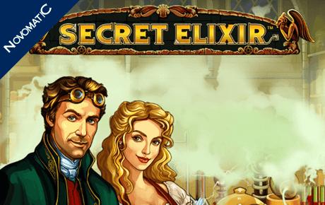 Secret Elixir Novomatic