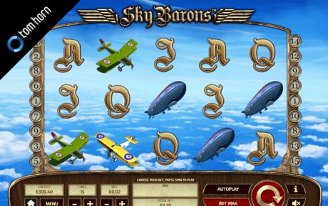 Sky Barons Tom Horn Gaming