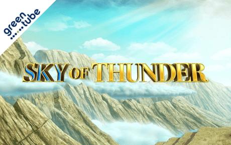 Sky Of Thunder Greentube