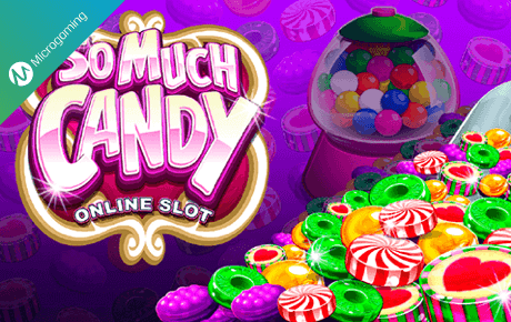 So Much Candy Microgaming
