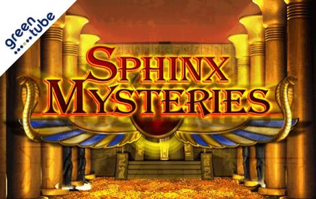 Sphinx Mysteries Greentube