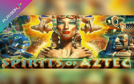Spirits Of Aztec Playson