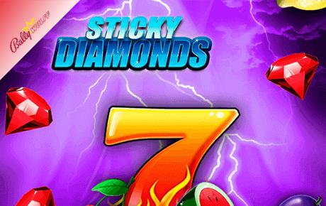 Sticky Diamonds Bally Wulff