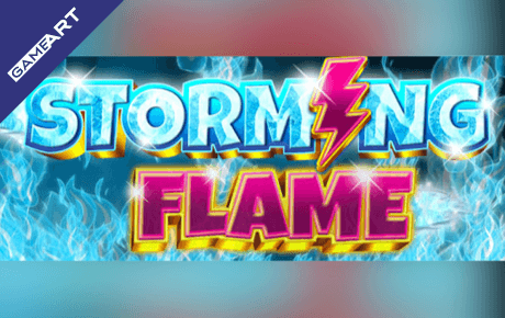 Storming Flame Gameart