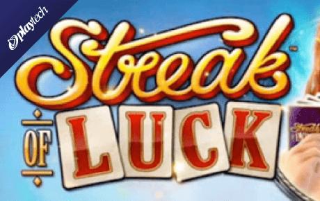 Streak Of Luck Playtech