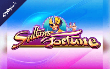 Sultans Fortune Playtech