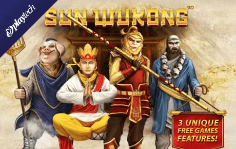 Sun Wukong Playtech