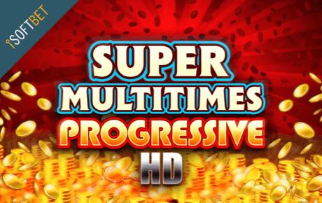 Super Multitimes Progressive Isoftbet