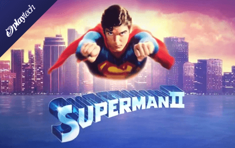 Superman Ii Slot Playtech