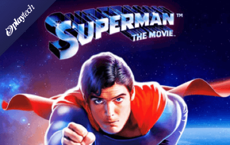 Superman The Movie Playtech