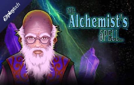 The Alchemists Spell Playtech