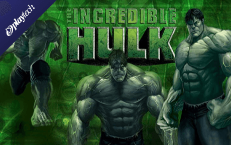 The Incredible Hulk Playtech
