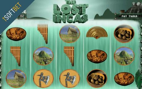 The Lost Incas Isoftbet