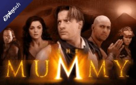 The Mummy Playtech
