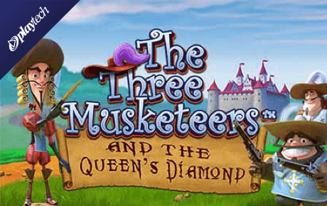 The Three Musketeers And The Queens Diamond Playtech