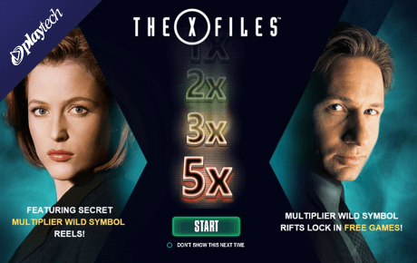 The X Files Playtech