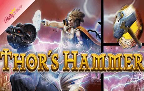 Thors Hammer Bally Wulff