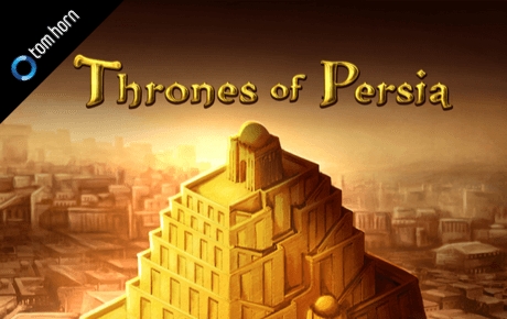 Thrones Of Persia Tom Horn Gaming