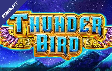 Thunder Bird Gameart