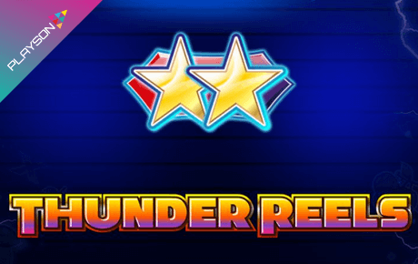 Thunder Reels Playson