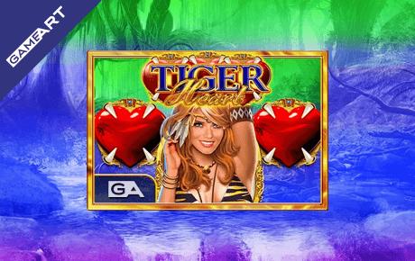 Tiger Heart Gameart