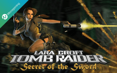 Tomb Raider Secret Of The Sword Microgaming