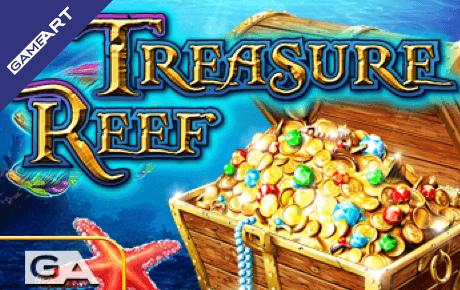 Treasure Reef Gameart