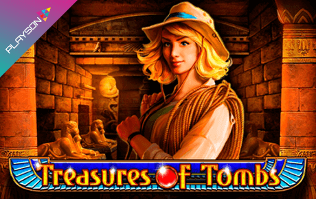 Treasures Of Tombs Playson