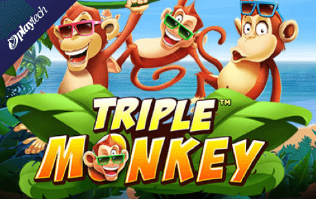 Triple Monkey Playtech