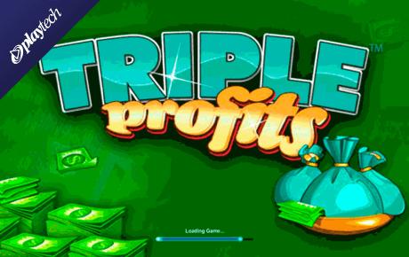 Triple Profits Playtech