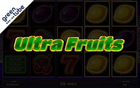 Ultra Fruits Greentube