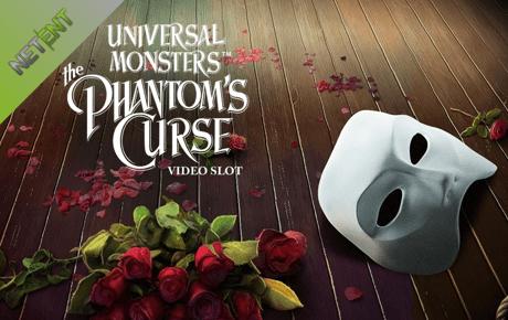 Universal Monsters The Phantoms Curse Netent
