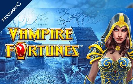 Vampire Fortunes Novomatic