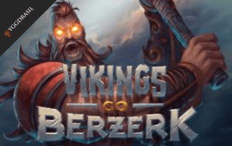 Vikings Go Berzerk Slot Yggdrasil Gaming