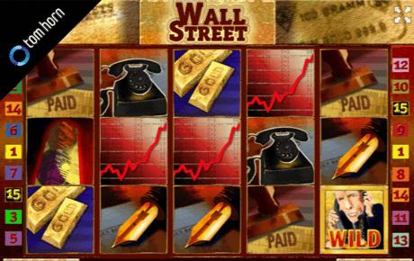 Wall Street Tom Horn Gaming