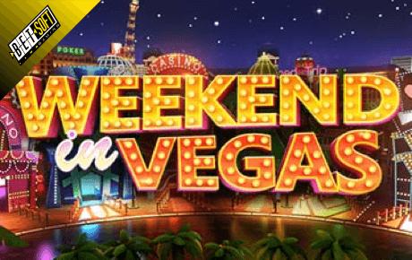 Weekend In Vegas Betsoft