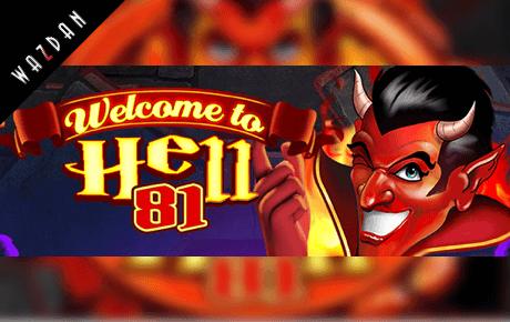 Welcome To Hell 81 Wazdan