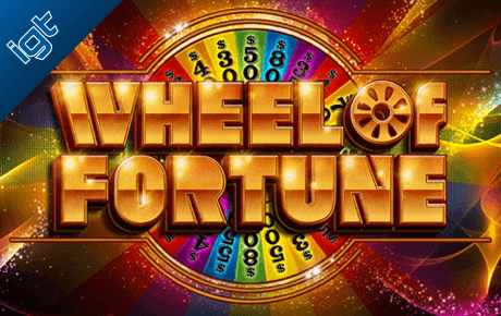 Wheel Of Fortune Igt Wagerworks