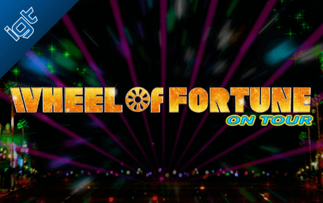 Wheel Of Fortune On Tour Igt