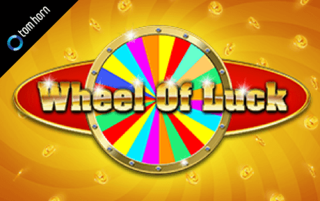 Wheel Of Luck Tom Horn Gaming