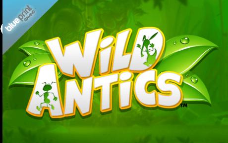 Wild Antics Blueprint Gaming
