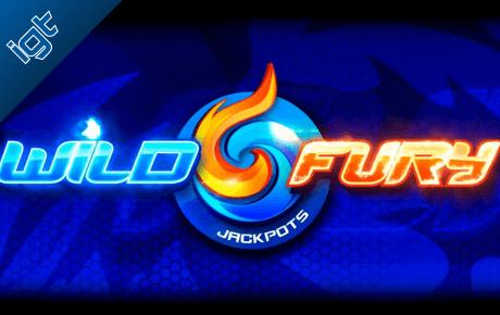 Wild Fury Jackpots Igt