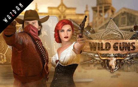 Wild Guns Wazdan