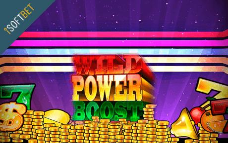 Wild Power Boost Isoftbet