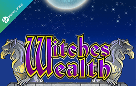 Witches Wealth Slot Microgaming