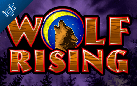 Wolf Rising Igt Wagerworks