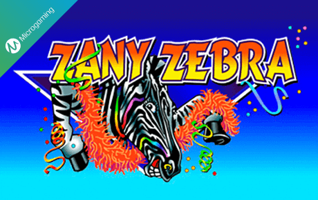 Zany Zebra Microgaming