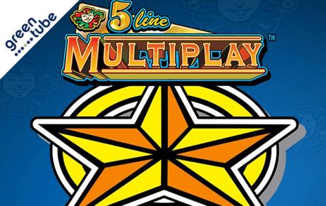 5 Line Multiplay Greentube