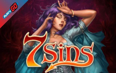 7 Sins Slot Playn Go